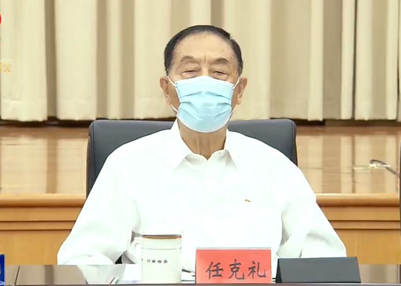 楼阳生在省委庆祝中国共产党成立100周年座谈会
